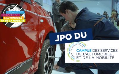 SSAM 2020 : retour sur la journée portes ouvertes du Campus des services de l'automobile et de la mobilité